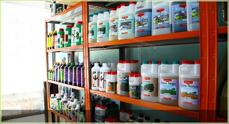 Fertilizzanti - Grow shop idroponica